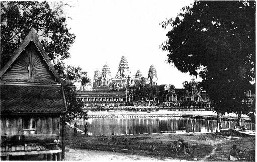 Angkor Wat Osbert Sitwell 2